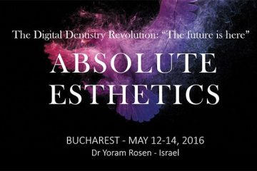 Absolute Aesthetics – הכנס הבין לאומי של האגודה הרומנית לאסתתיקה 12.5 -14.5 בוקרשט